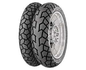 New TKC 70 combines the best of the TKC 80 off-road tire and ContiTrailAttack 2 on-road Adventure tire